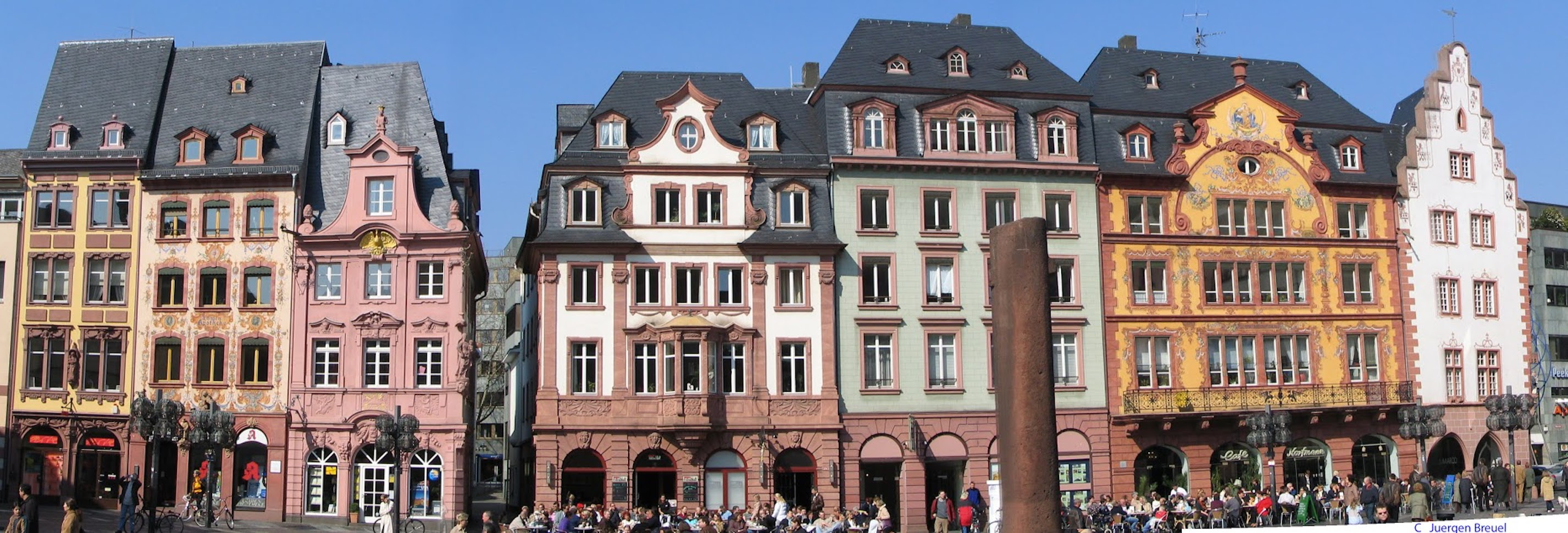 Study in Mainz